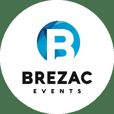 logo brezac events